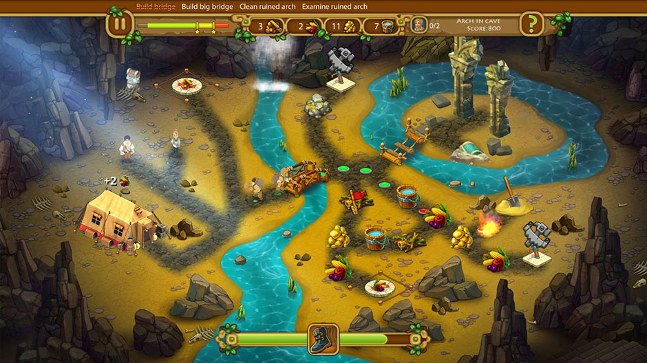 Chase for Adventure 3 - The Underworld Collector's Edition_Screenshot-1