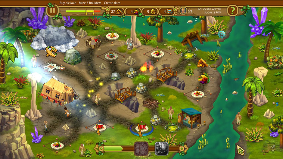 Chase for Adventure 3 - The Underworld Collector's Edition_Screenshot-3