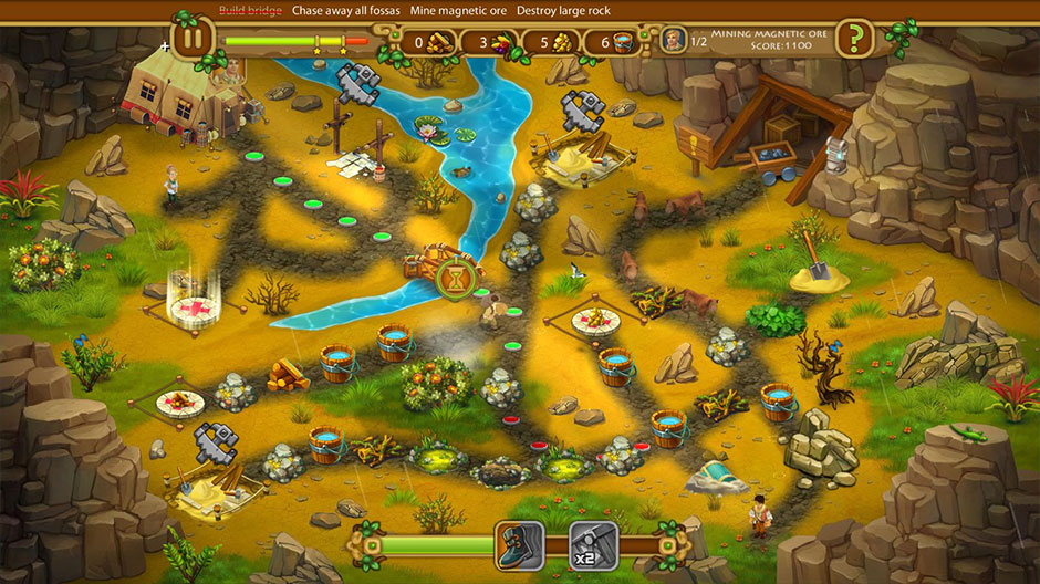Chase for Adventure 3 - The Underworld Collector's Edition_Screenshot-4