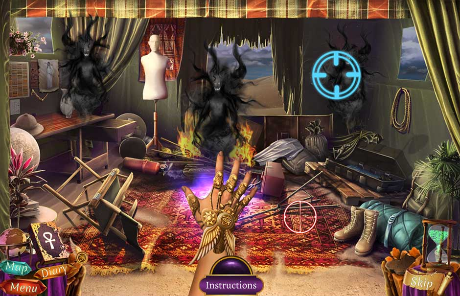 Demon Hunter 4 - Riddle of Light Collector's Edition_Screenshot-2