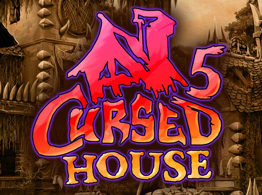 Enter If You Dare! Cursed House 5 Is Here