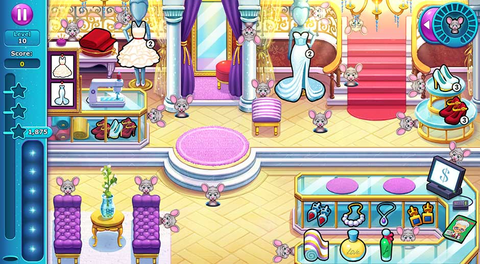 Fabulous - Angela's Wedding Disaster Collector's Edition - Level 10