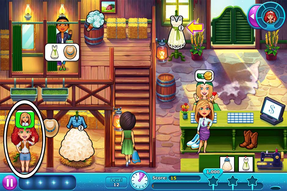 Fabulous - Angela's Wedding Disaster Collector's Edition - Level 12