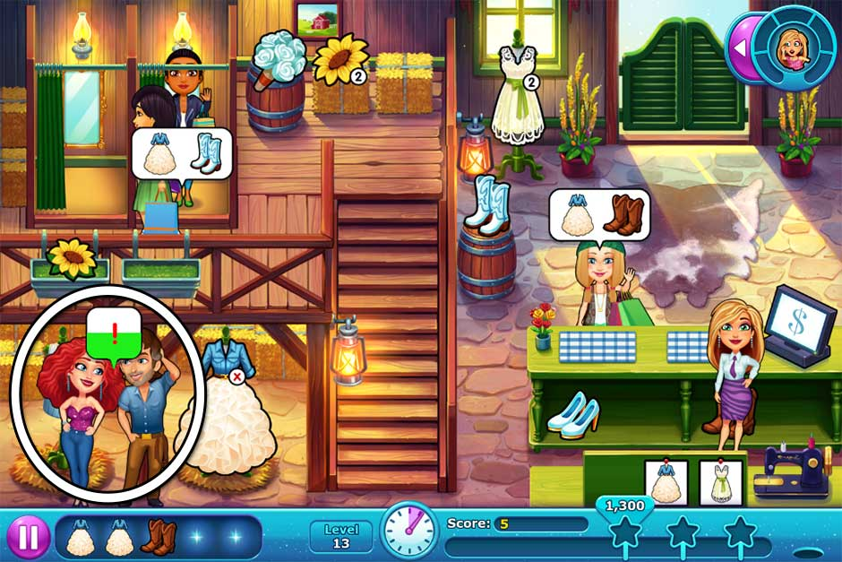 Fabulous - Angela's Wedding Disaster Collector's Edition - Level 13