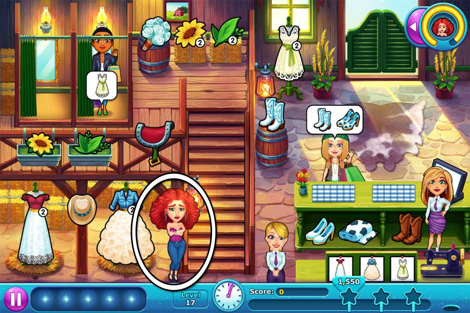 Fabulous - Angela's Wedding Disaster Collector's Edition - Level 17