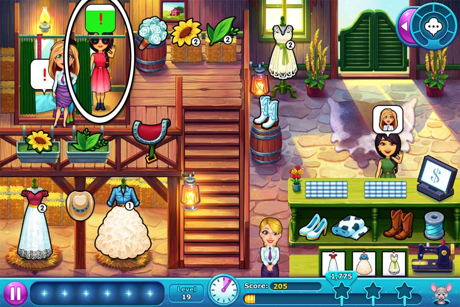 Fabulous - Angela's Wedding Disaster Collector's Edition - Level 19
