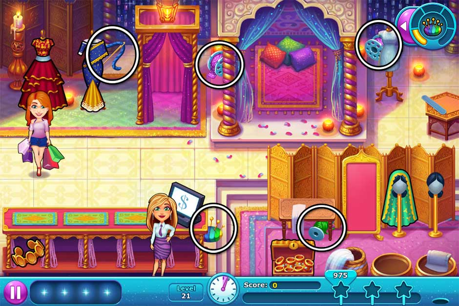Fabulous - Angela's Wedding Disaster Collector's Edition - Level 21