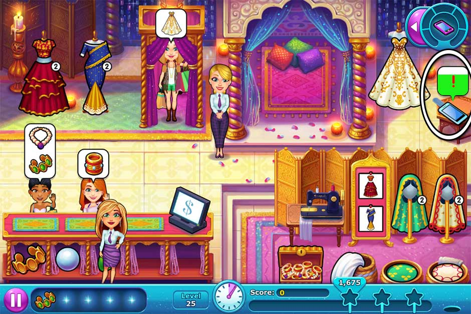 Fabulous - Angela's Wedding Disaster Collector's Edition - Level 25
