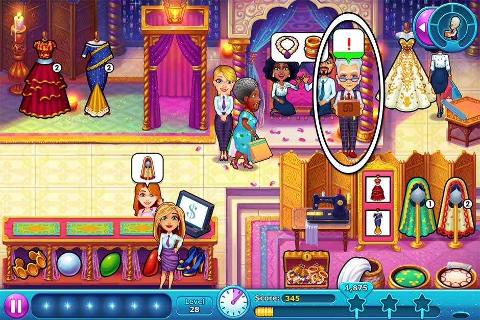Fabulous - Angela's Wedding Disaster Collector's Edition - Level 28