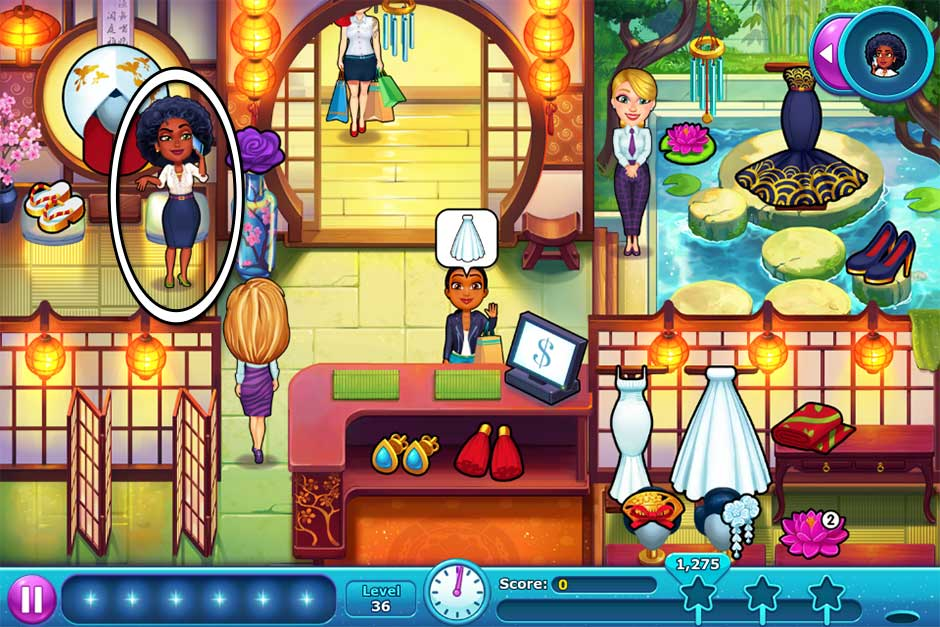 Fabulous - Angela's Wedding Disaster Collector's Edition - Level 36