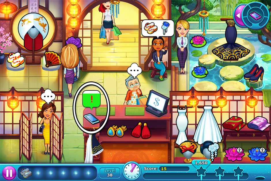 Fabulous - Angela's Wedding Disaster Collector's Edition - Level 38