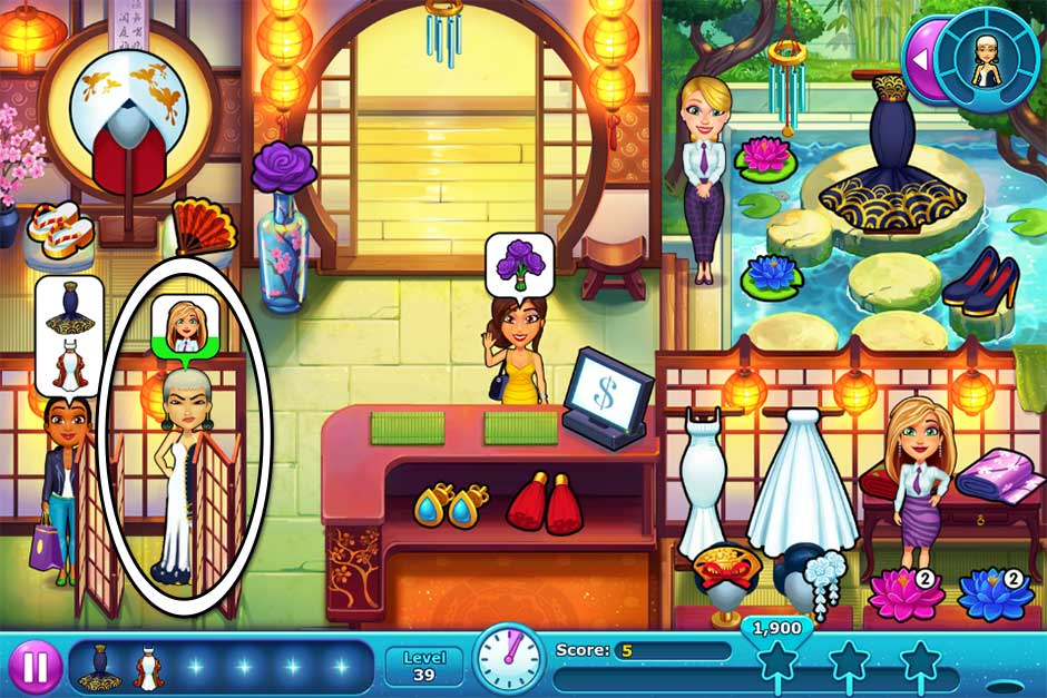 Fabulous - Angela's Wedding Disaster Collector's Edition - Level 39