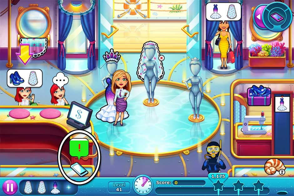 Fabulous - Angela's Wedding Disaster Collector's Edition - Level 41