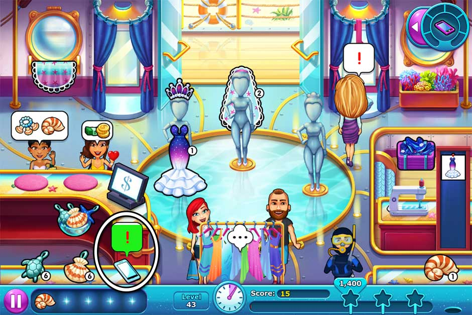 Fabulous - Angela's Wedding Disaster Collector's Edition - Level 43