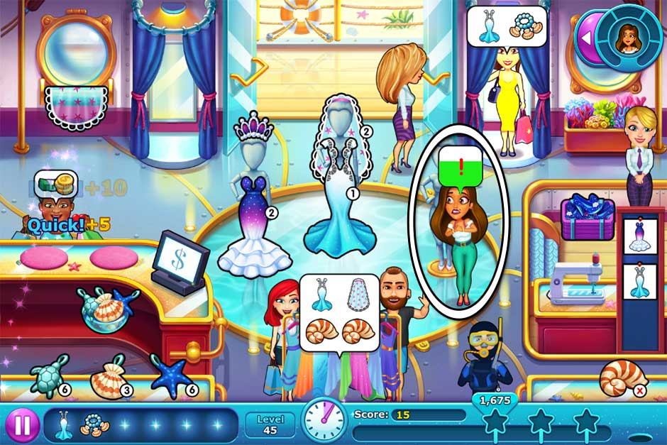 Fabulous - Angela's Wedding Disaster Collector's Edition - Level 45