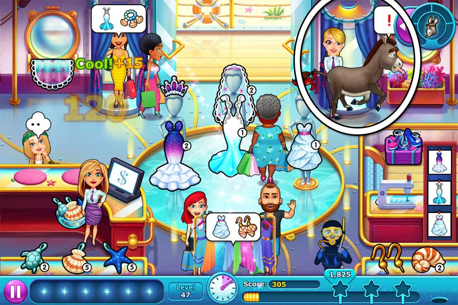 Fabulous - Angela's Wedding Disaster Collector's Edition - Level 47