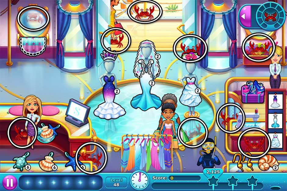 Fabulous - Angela's Wedding Disaster Collector's Edition - Level 48