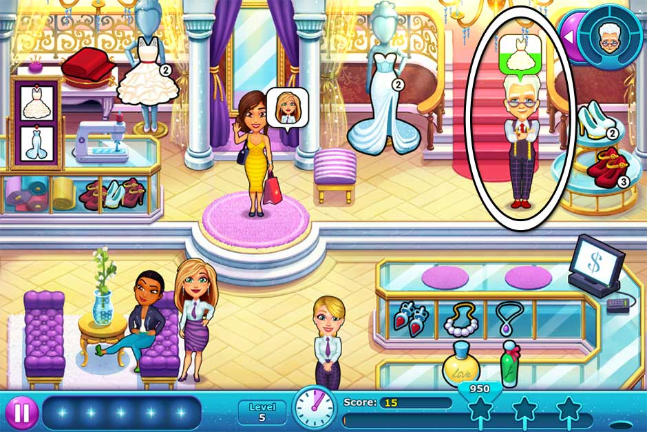Fabulous - Angela's Wedding Disaster Collector's Edition - Level 5