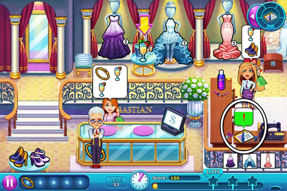 Fabulous - Angela's Wedding Disaster Collector's Edition - Level 53