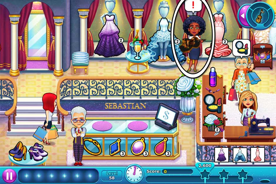 Fabulous - Angela's Wedding Disaster Collector's Edition - Level 58