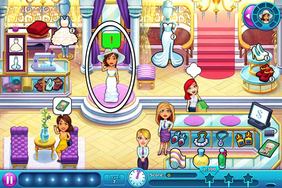 Fabulous - Angela's Wedding Disaster Collector's Edition - Level 7