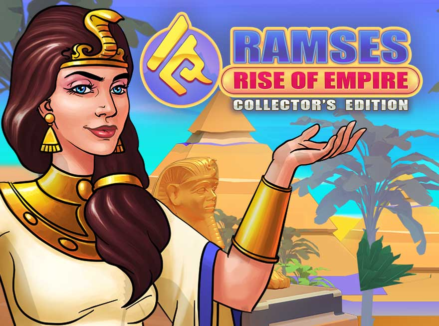Restore Ancient Egypt in Ramses – Rise Of Empire