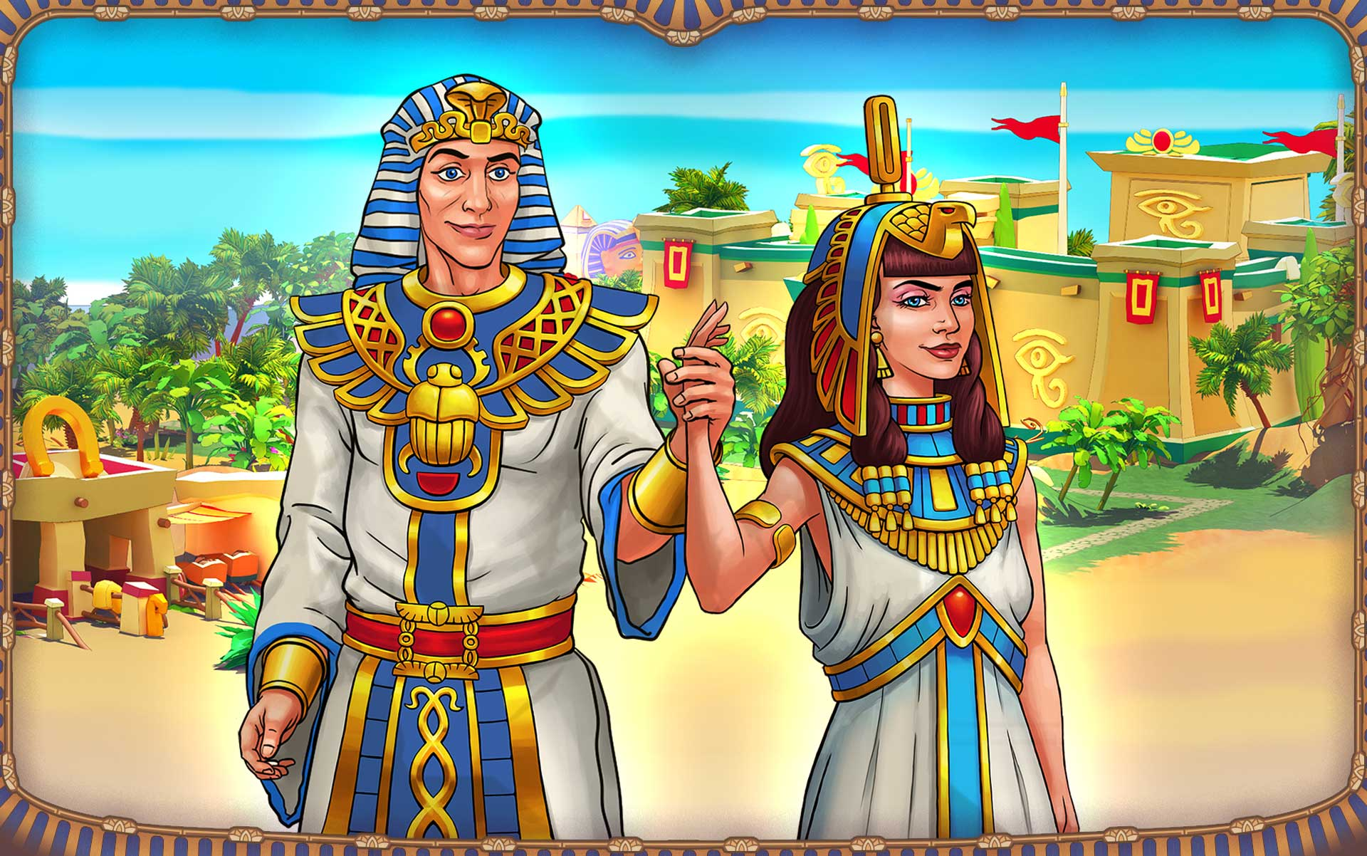 Ramses - Rise Of Empire Collector's Edition - GameHouse