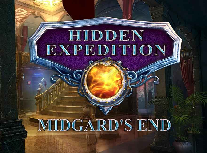 Set Off Globetrotting in Hidden Expedition – Midgard's End Collector's Edition