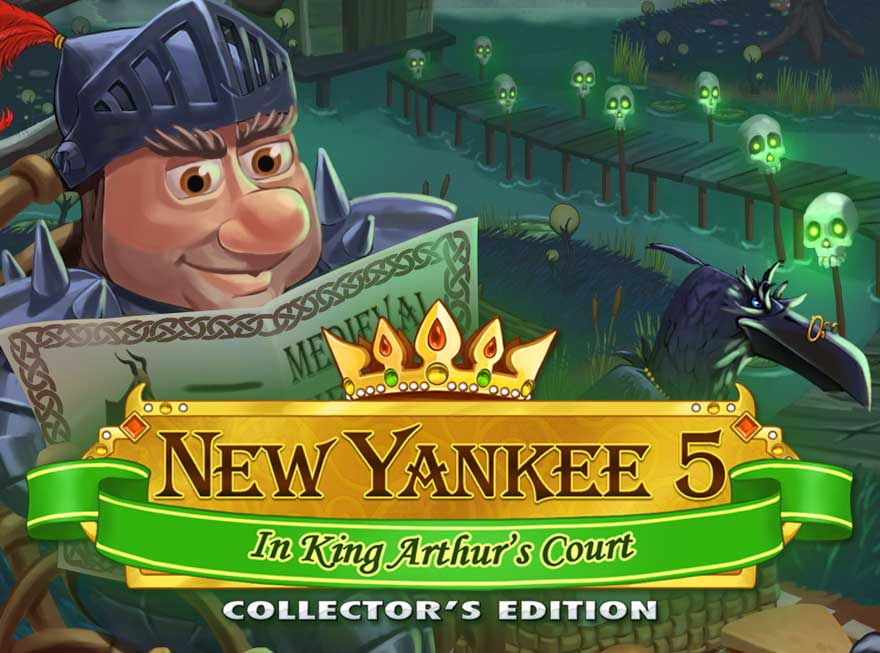 Take on New Trials in New Yankee in King Arthur's Court V Collector's Edition