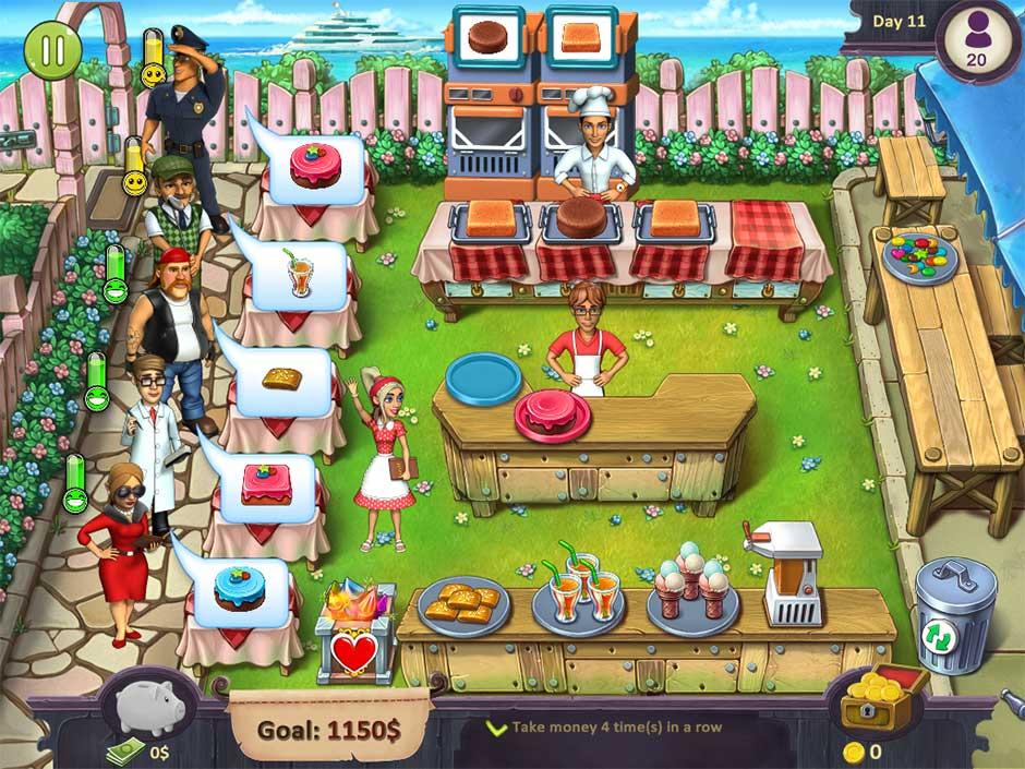 Katy & Bob - Cake Cafe Collector's Edition - Screenshot_01