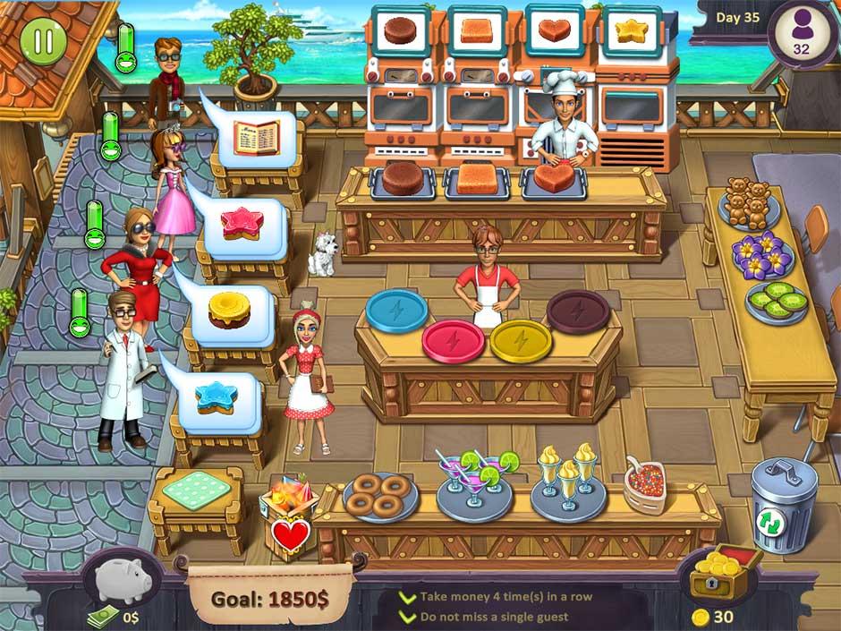 Katy & Bob - Cake Cafe Collector's Edition - Screenshot_02