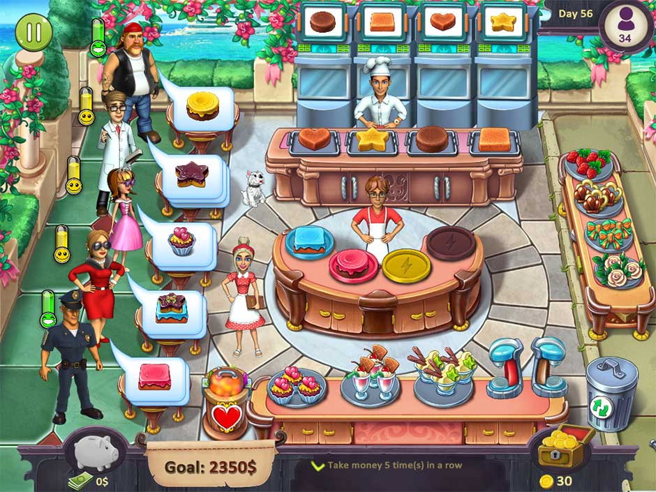 Katy & Bob - Cake Cafe Collector's Edition - Screenshot_03