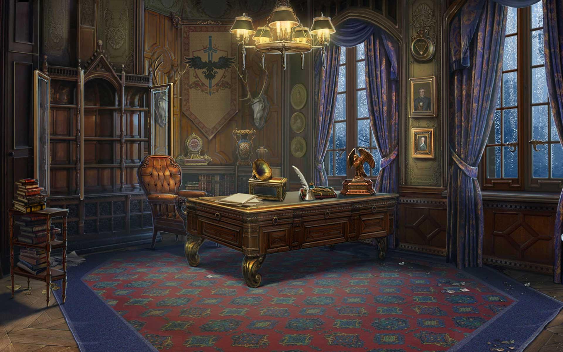 Dark Tales - Edgar Allan Poe's Metzengerstein Collector's Edition - GameHouse