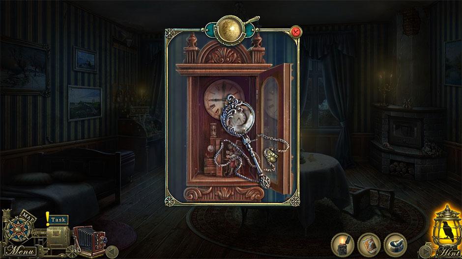 Dark Tales - Edgar Allan Poe's Metzengerstein Collector's Edition - screenshot_02 - GameHouse