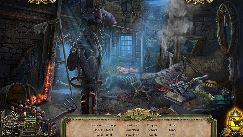 Dark Tales - Edgar Allan Poe's Metzengerstein Collector's Edition - screenshot_03 - GameHouse