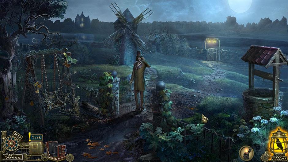 Dark Tales - Edgar Allan Poe's Metzengerstein Collector's Edition - screenshot_04 - GameHouse