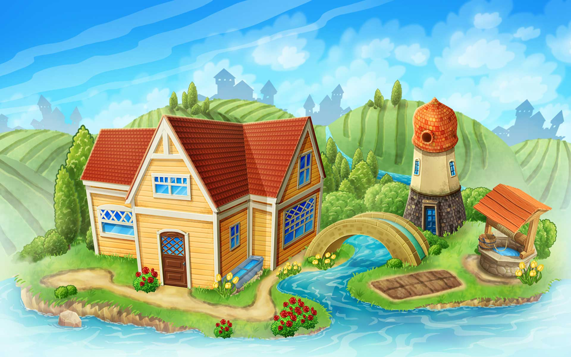 Farmland - GameHouse