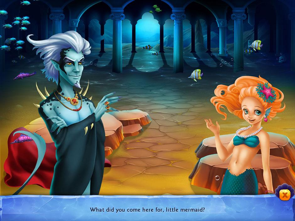 Fiona's Dream of Atlantis - GameHouse - screenshot_01