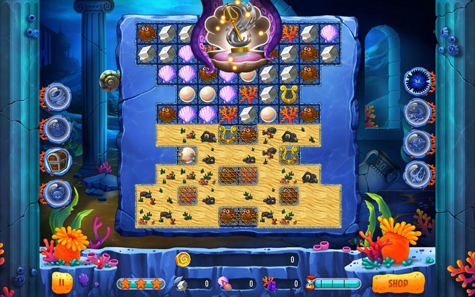 Fiona's Dream of Atlantis - GameHouse - screenshot_02