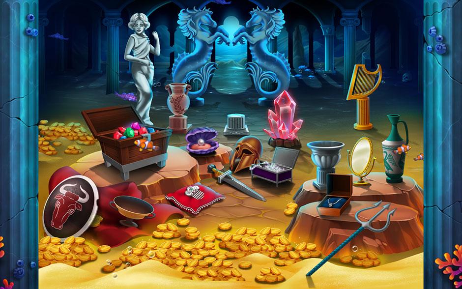 Fiona's Dream of Atlantis - GameHouse - screenshot_03