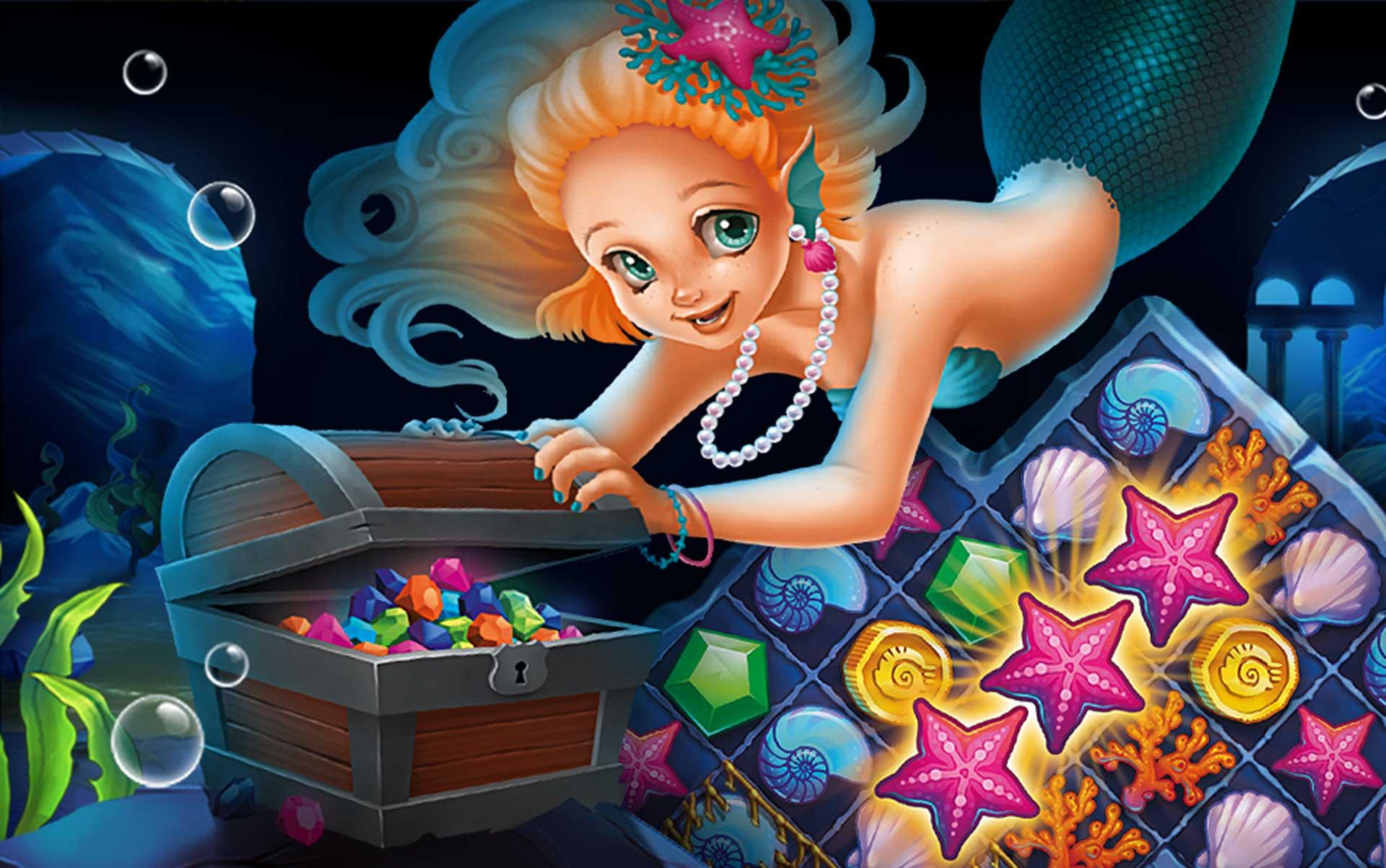 Fiona's Dream of Atlantis Makes a Splash!