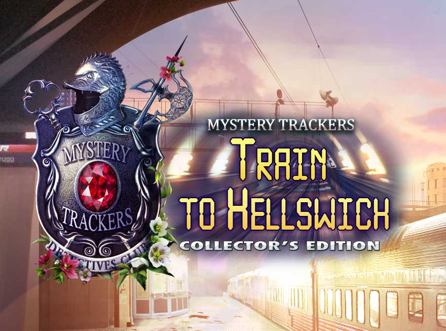 All Aboard for Mystery Trackers – Train to Hellswich Collector's Edition
