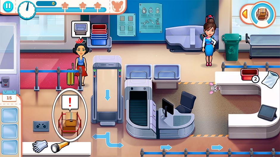 Amber's Airline - High Hopes Collector's Edition - Level 15