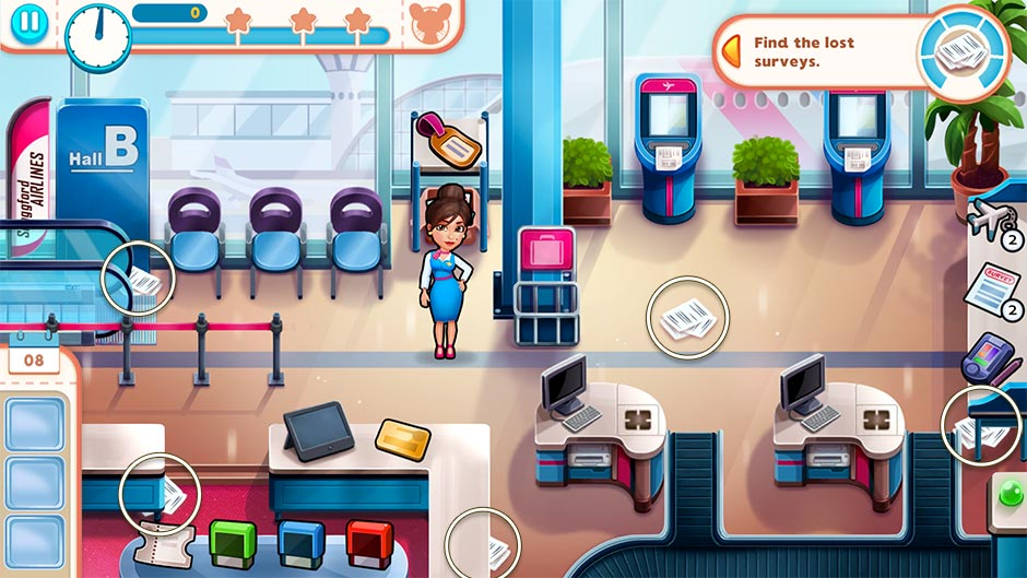 Amber's Airline - High Hopes Collector's Edition - Level 8