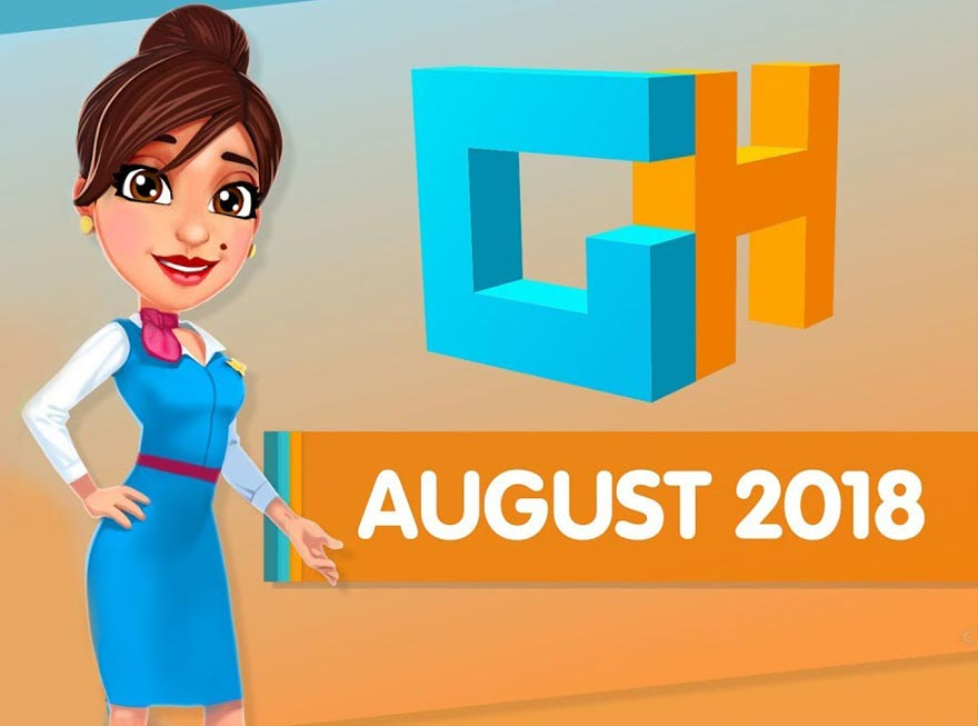 GameHouse Recap August Edition – Which Game was YOUR Favorite?