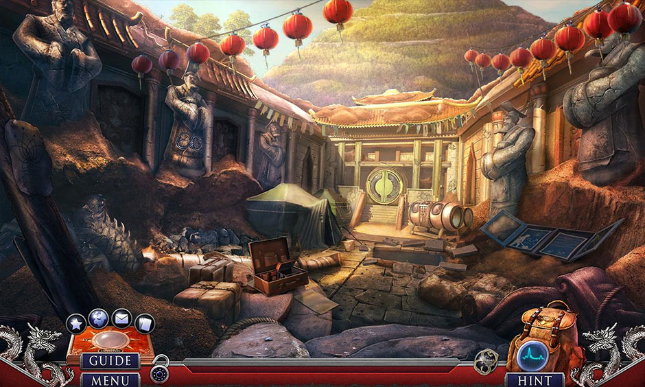 Hidden Expedition - The Eternal Emperor Collector's Edition - GameHouse - screenshot-01