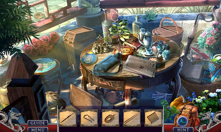 Hidden Expedition - The Eternal Emperor Collector's Edition - GameHouse - screenshot-02