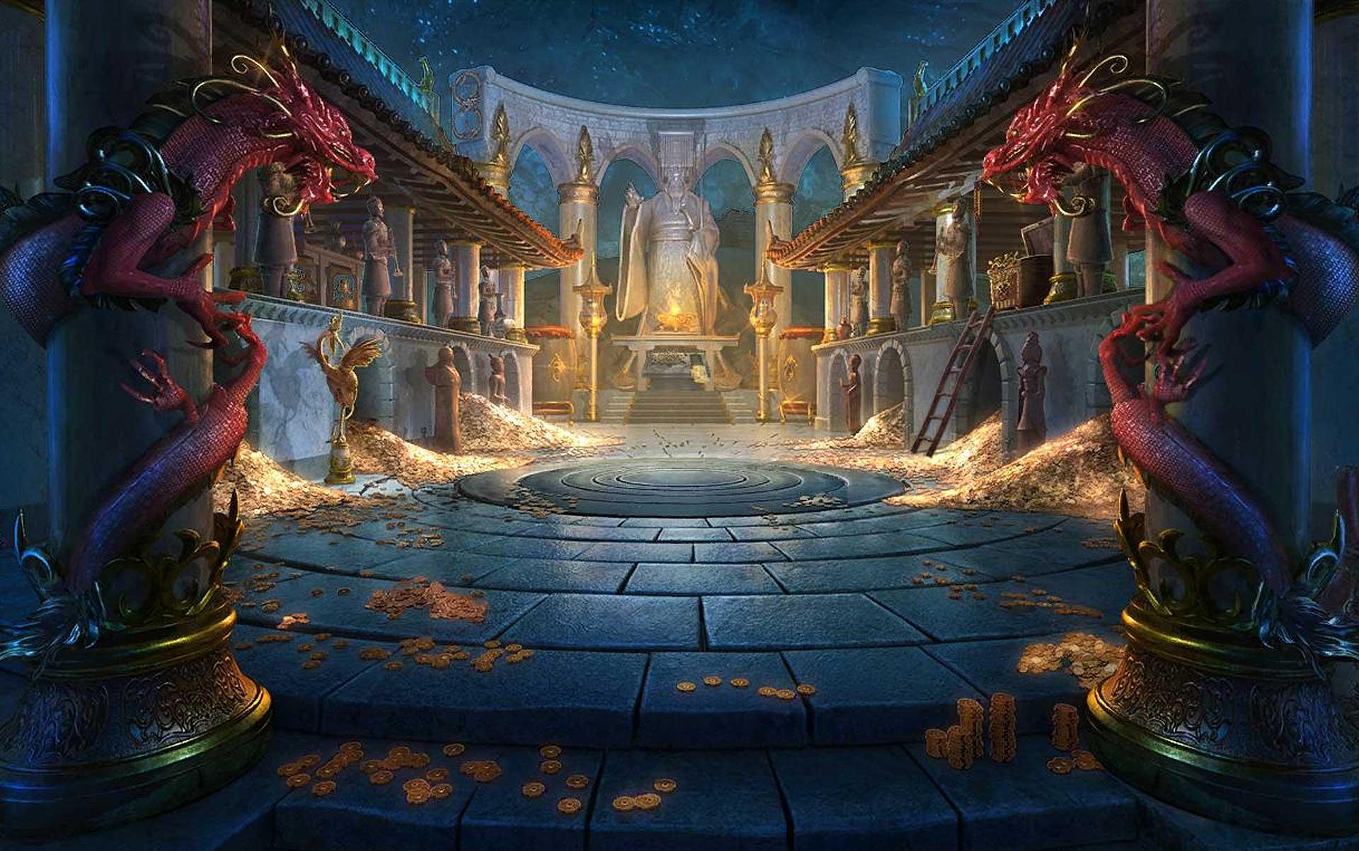 Hidden Expedition - The Eternal Emperor Collector's Edition - GameHouse