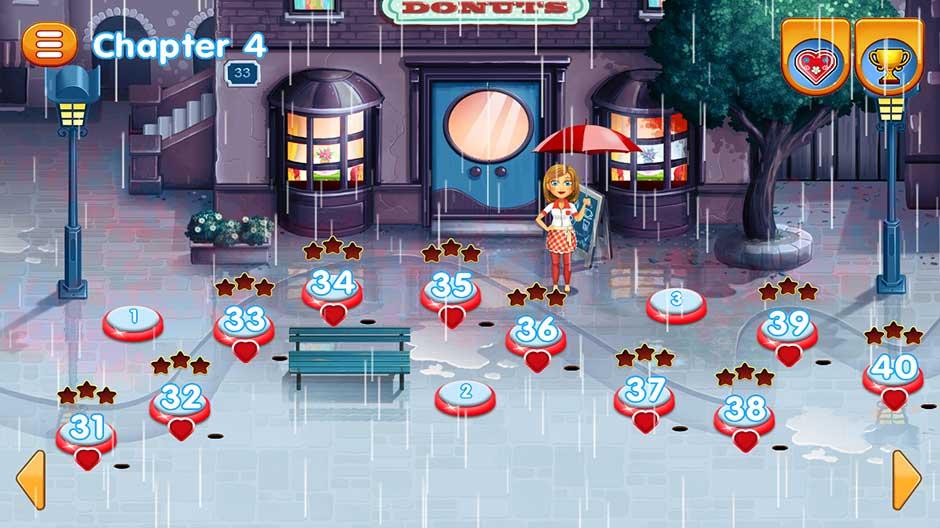 Julie's Sweets - GameHouse - screenshot_01