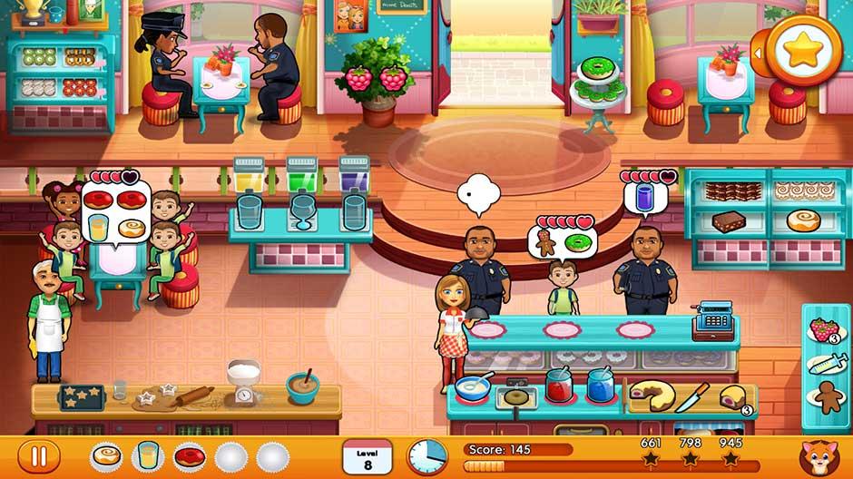 Julie's Sweets - GameHouse - screenshot_02